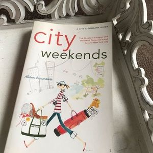 City Weekends Book (NYC Guide) - Free w any purch